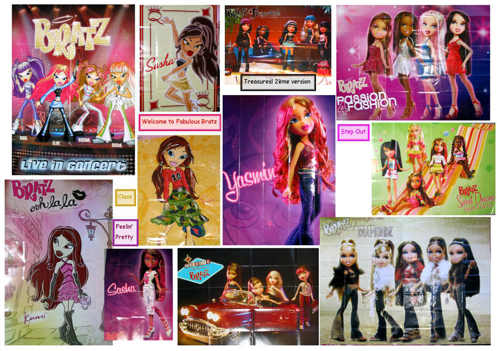 Amazoncom Customer reviews Bratz Twins Orianna and