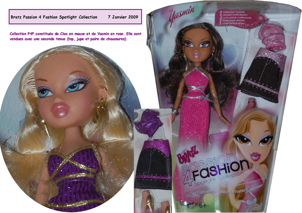 bratz dolls passion for fashion Find great deals on bratz passion 4 fashion doll sasha dolls, including discounts on the mga bratz passion for fashion doll - yasmin.